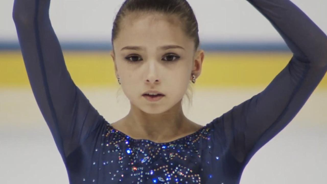女子 ロシア 選手 フィギュア